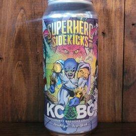 KCBC Superhero Sidekicks *Pride Edition* IPA, 6.9% ABV, 16oz Can