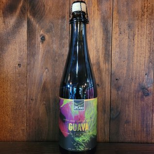 Upland Guava BA Sour Ale, 6.5% ABV, 500ml Bottle