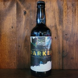 Upland Darken 2018 BA Sour Brown Ale, 9.1% ABV, 500ml Bottle