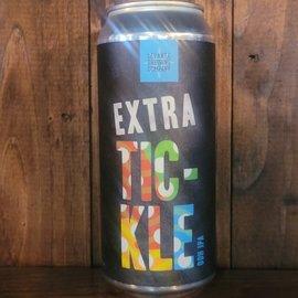 Levante Extra Tickle DDH IPA, 7.1% ABV, 16oz Can