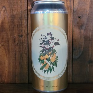 Evil Twin NYC Fructus Danica 8 Sour Ale, 6.5% ABV, 16oz Can