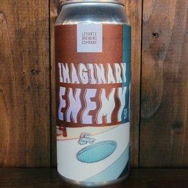 Levante Imaginary Enemy Cryo-DIPA, 8.5% ABV, 16oz Can