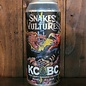 KCBC Snakes And Vultures DDH IPA, 7.2% ABV, 16oz Can