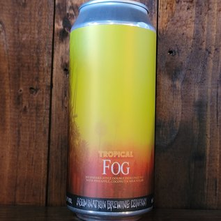 Abomination Tropical Fog Milkshake DIPA, 8.6% ABV, 16oz Can