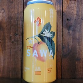 Japas Sawa Peach Sour Ale, 4.7% ABV, 16oz Can