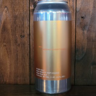 Other Half HDHC Small Mosaic Everything IPA, 6.5% ABV, 16oz Can