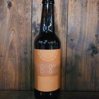 Moody Tongue Bourbon BA Gingerbread Stout, 15% ABV, 12oz Bottle
