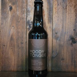 Moody Tongue Bourbon BA 12 Layer Cake 2020 Stout, 13.9% ABV, 12oz Bottle