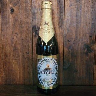 Commerzienrat Riegele Privat Lager, 5.2% ABV, 12oz Bottle