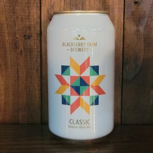 Blackberry Farm Classic Belgian-Style Ale, 6.3% ABV, 12oz Can