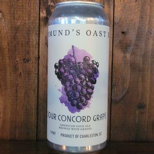 Edmund's Oast Sour Concord Grape, 6.5% ABV, 16oz Can
