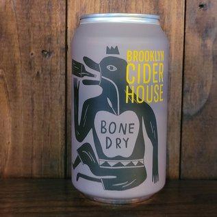 Brooklyn Cider House Bone Dry Cider, 6.9% ABV, 12oz Can