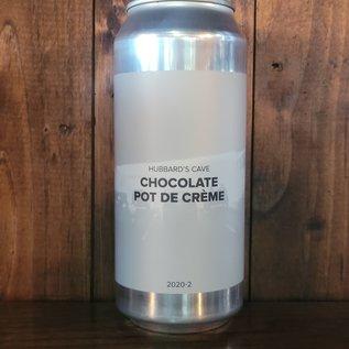 Hubbard's Cave Chocolate Pot De Crème Imperial Stout, 12% ABV, 16oz Can