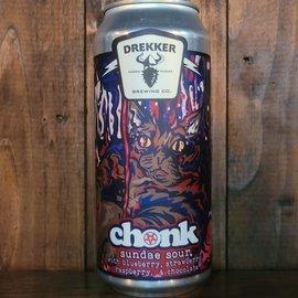 Drekker Chonk Sundae Sour, 7.1% ABV, 16oz Can