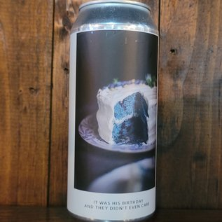 Evil Twin NYC It Was His Birthday And They Didn't Even Care Sour IPA, 7% ABV, 16oz Can