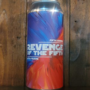 Fifth Frame Revenge of the Fifth Porter, 10% ABV, 16oz Can