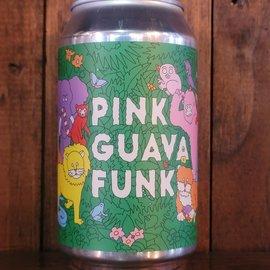 Prairie Pink Guava Funk Sour Ale, 6.3% ABV, 12oz Can