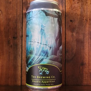 Tox Brewing Double Apparition DIPA, 8.5% ABV, 16oz Can