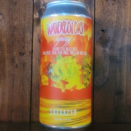 Skygazer Watercolors Synergy 4 Sour Ale, 5.5% ABV, 16oz Can
