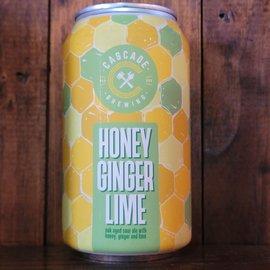 Cascade Honey Ginger Lime BA Sour Ale, 6% ABV, 12oz Can