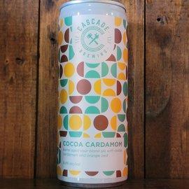 Cascade Cocoa Cardamom BA Sour Ale, 9.8% ABV, 250ml Can