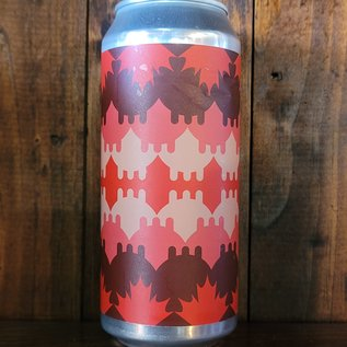 Aslin How Now Brown Cow (w/ Coffee & Maple) Milk Stout, 6% ABV, 16oz Can