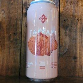 Japas Taiyaki Imperial Stout, 10% abv, 16oz Can