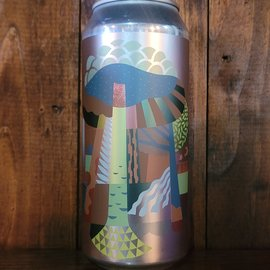 Mountains Walking Opaque Thoughts Milkshake DIPA, 8% ABV, 16oz Can