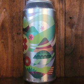 Mountains Walking The Bruce Cloud Curtain DDH DIPA, 8.5% ABV, 16oz Can