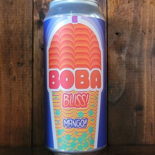 Front Porch/Skygazer Boba Bliss Mango Sour Ale, 5% ABV, 16oz Can
