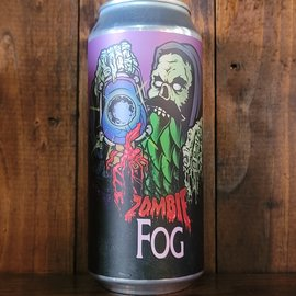 Abomination/Beer Zombies Zombie Fog TDH TIPA, 10.6% ABV, 16oz Can