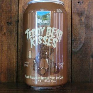 Upland Bourbon BA Teddy Bear Kisses Stout, 11% ABV, 12oz Can