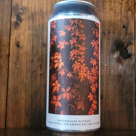 Evil Twin NYC Greenhouse Rotbier, 5.4% ABV, 16oz Can
