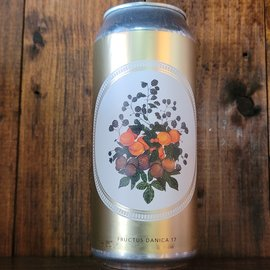 Evil Twin NYC Fructus Danica 17 Sour Ale, 6.5% ABV, 16oz Can