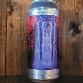 Commonwealth Charon Rye Pale Ale, 5.4% ABV, 16oz Can