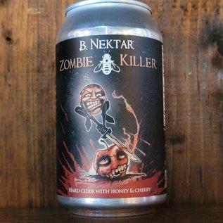 B. Nektar Zombie Killer Cider, 5.5% ABV, 12oz Can