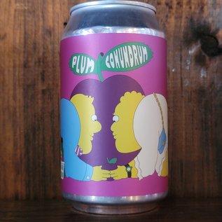 Prairie Plum Conundrum Sour Ale, 5.2% ABV, 12oz Can