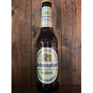 Weihenstephaner Pilsner, 5.1% ABV, 12oz Bottle