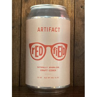Artifact Redfield Cider, 6% ABV, 12oz Can