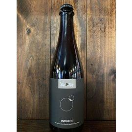 Wild East Influent Barrel-Aged Grisette, 5% ABV, 500ml Bottle