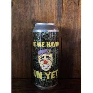 Hoof Hearted Are We Having Fun Yet? Pale Ale, 6% ABV, 16oz Can