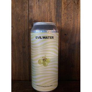 Evil Water Sauvignon Blanc Hard Seltzer, 5% ABV, 16oz Can