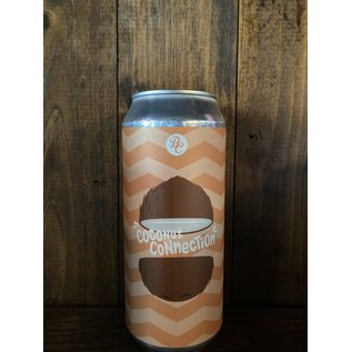 Brix City Coconut Connection DIPA, 8% ABV, 16oz Can