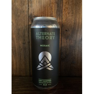 Nod Hill Alternate Theory Belgian-Style Ale, 5.7% ABV, 16oz Can