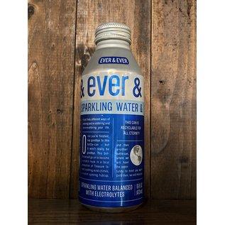 Ever & Ever Sparkling Water, 16oz Bottle