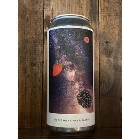 Evil Twin NYC To The Milky Way & Back ll Milkshake IPA, 7.5% ABV, 16oz Can