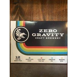 Zero Gravity Variety Pack, 12 Pack