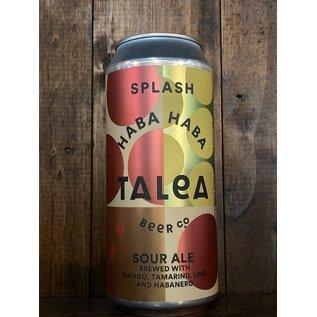 TALEA Haba Haba Splash Sour Ale, 4.2% ABV, 16oz Can