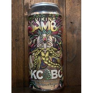 KCBC Viking Samba DDH IPA, 7.2% ABV, 16oz Can