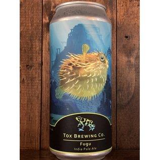 Tox Brewing Fugu IPA, 6.5% ABV, 16oz Can